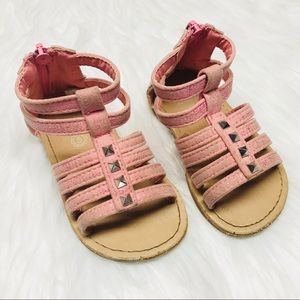 First Steps studded sandals-5